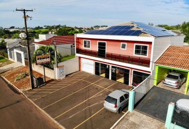 Casa de Carnes Primor – Ponta Grossa – 19,7kwp instalados